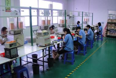 レベルの高い工場は、品質の良い製品を作れます