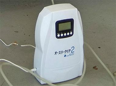 R254 練馬北町店でご利用されている 「オースリークリア 2」