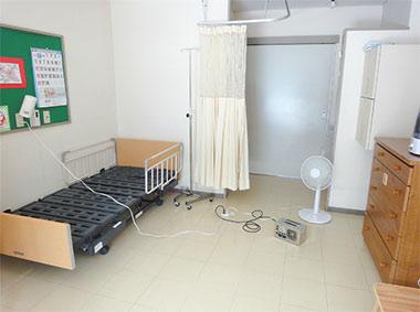 入居者様の居室1